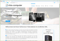 Irbis Computer Webshop Webshop in modified 2.0