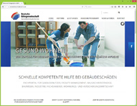 ISS AG - Bünde Webseite in contao