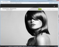 tiemann-hairandbeauty.de Webseite in html5